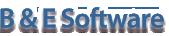 Logo B und E Software